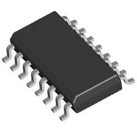View SN74HC594DW: HC Series 8 Bit Right Serial in Parallel out Shift Register