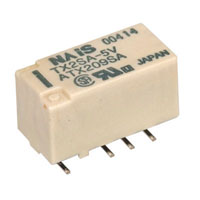 View TX2SA-5V: TX Small PC Mount Relay Contact Form: DPDT (Miniature)