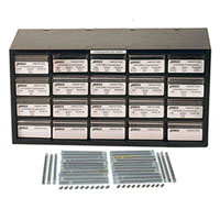 View CD4000 SERIES KIT: 4000 Series CMOS IC Cabinet Kit (Assortments)