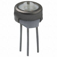 View 3329H-1-503/62-3-1-503: Potentiometer Resistor Trimmer Cermet 1 Turn 0.5W 50000 Ohm