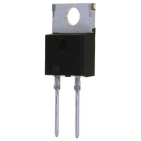 View MUR810G: Diode Switching 100 Volt 8A 2 Pin (2+Tab) TO-220AC