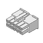 View 39-01-2205: 5557 Connector Housing Receptacle 20 Position 4.2MM Straight Bag