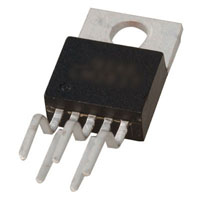 View LM2596T-5.0/NOPB: Con Volt DC-DC Single Output in Volt Step Down 5 Pin (5+Tab) TO-220 Rail