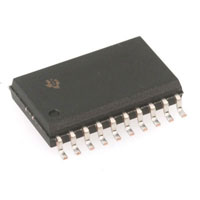 View CD74HC244M: 20 Lead SOIC (300 Mil) (74HC Series (SMD) )