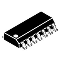 View MM74HCT04M: Inverter 6 Element CMOS 14 Pin SOIC N Rail