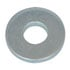 Flat Washer Nut Steel Plated