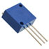 3250W-1-503: Resistor Trimmer 50K Ohm 5% 1W 25 Turn 2.03MM Pin through Hole Tube