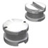SDR0805-101KL: SDR0805 1 Element 100 uH Ferrite-Core General Purpose Inductor SMD