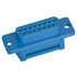 1007-15P: Connector IDC D-Sub FEM 15PIN 1A Plastic Housing