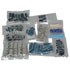 00130340: 140 Piece Axial Capacitor Kit Refill ±20% +85°C