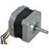 42BYG228-R: 4 Phase Unipolar Stepper Motor Rated Voltage: 12VDC