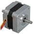 42BYG023-R: 2 Phase Dual Shaft 12VDC Bipolar Stepper Motor