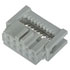 89110-0101: 10 Position 0.1 Inch IDC Connector Orientation: Right Angle