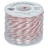 224RW/C-R: Twisted Paired Cable -24 AWG Red/White (Hook-Up)
