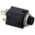 M112B.: 1/4 Inch Panel Mount Telephone Jack 1 Contact