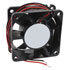 2410ML-05W-B60-E00: Fan DC Axial 24 Volts 25 CFM 3.12 Watts Ball