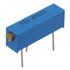 3006P-1-104LF: Resistor Cermet Trimmer 100K Ohm 10% 0.75W (3/4W) 15 (Elec) Turn 2.36MM (20.57 X 4.83 X 6.35MM) Pin Thru-Hole Tube