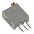 67WR50/3296W-1-500: POT Trim 50 Ohm 3296W-500LF, (Variable Resistors)