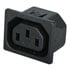 K2415: Female AC Power Inlet Receptacle