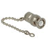 4700-51: BNC Coaxial Terminating Connector with Cap and Chain</A