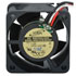AD0412HB-K96(S): 12VDC Brushless Tubeaxial Fan