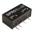 SPR01N-15: SPR01 1W Regulated Single Output DC-DC Converter (Encapsulated)