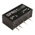 SPR01O-15: SPR01 1W Regulated Single Output DC-DC Converter (Encapsulated)