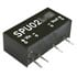 SPU02L-15: SPU02 2W Unregulated Single Output DC-DC Converter