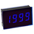 SP 300-BLUE: 3 ½ Digit LED Voltmeter Module