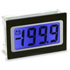 SP 400-BLUE: 3 ½ Digit Backlit LCD Voltmeter Module