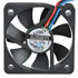 AD0505MB-G76(S)LF: 5 Volt 50MM DC Brushless Tubeaxial Fan Voltage: 5VDC