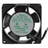 FP-108B: 120 Volt AC 92 Mm Tubeaxial Fan Voltage: 120VAC