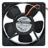 AD1224LB-A71GL: 24 Volt DC 120MM Brushless Tubeaxial Fan Voltage: 24 Volts DC