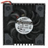 AP4505HB-J90: 5 Volt DC 45MM Chip Cooler Fan Voltage: 5.0 Volts DC