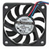 AD0612HB-GA6(GLS): AD 12 Volt DC Brushless Fan
