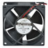 AD0824MB-Y51: 24 Volt DC 80MM Brushless Tubeaxial Fan Voltage: 24 Volts DC