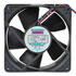 F1238X24B-FS: 24 Volt DC 120MM Brushless Tubeaxial Fan