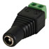 Jack DC Power Male to Male Connector