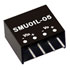 SMU01L-12: SMU01 1 Watt DC-DC Unregulated Single Output Converter