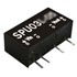 12VDC 250mA 3W DC-DC Unregulated Isolated Encapsulated DC to DC Converter 5VDCin SIP-4