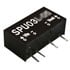 SPU03L-15: SPU03 3 Watt DC-DC Unregulated Single Output Converter