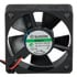 MC35101V1-0000-A99: 12V DC Brushless Fan Size: 35MM X 35MM X 10MM