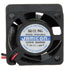 KF0210S1H: 12 Volt DC Fan with 12 Inch Leads 27 dBA 2.57 CFM Sleeve Bearing