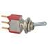 U18SH3CGE: SPDT Toggle Switch 5A 120V Contact Form: On-On