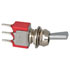 Panel Mount Single Pole Toggle Switch