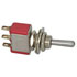 7107SYZQI: Switch Toggle Single Pole Double Throw on-OFF-(ON) Panel Mount Lugs 5A@120V/2A