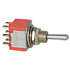 7209SYZQI: DPDT Toggle Switch 5A 120V Rating: 5A @ 120V