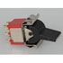 7208J60ZQE2: DPDT Rocker Switch 0.4V 20V Rating: 0.4V @ 20V