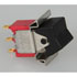 7101J50ZBE2: SPDT Rocker Switch 0.4VA 20VAC