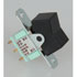 Panel Mount Tyco Rocker Switch